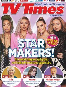 TV Times – 26 September 2020