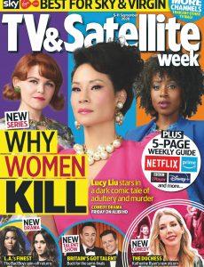 TV & Satellite Week – 05 September 2020