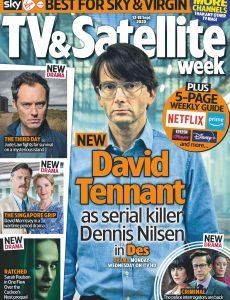 TV & Satellite Week – 12 September 2020