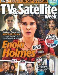 TV & Satellite Week – 19 September 2020