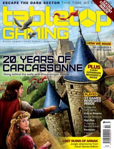 Tabletop Gaming – Issue 47 – October 2020