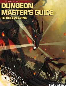 Tabletop Gaming Game Masters Guide to Roleplaying – Volume Two, 2020