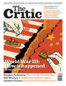 The Critic – December 2019