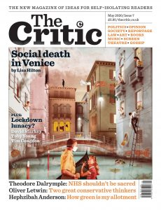The Critic – May 2020