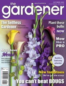 The Gardener South Africa – October 2020