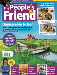 The People's Friend – September 26, 2020