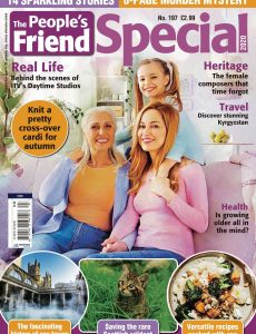 The People's Friend Special – September 09, 2020