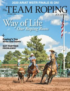 The Team Roping Journal – October 2020