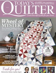 Today's Quilter – October 2020