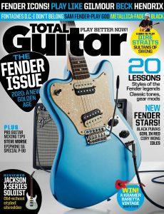Total Guitar – October 2020