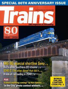 Trains – November 2020