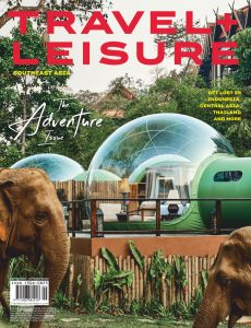 Travel+Leisure Southeast Asia – September-October 2020