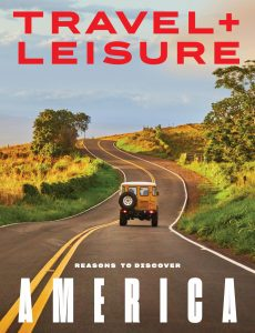 Travel+Leisure USA – October 2020