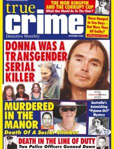 True Crime – October 2020