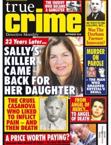 True Crime – September 2020