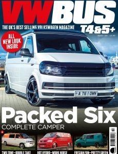 VW Bus T4&5+ – August 2020