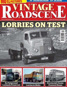 Vintage Roadscene – January 2020