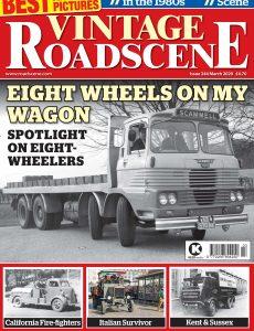 Vintage Roadscene – March 2020