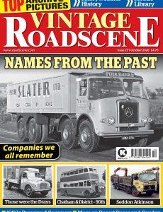 Vintage Roadscene – October 2020
