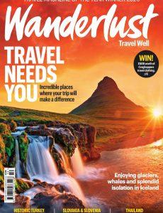 Wanderlust Travel Magazine – October 2020