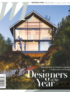 Western Living – Early Fall 2020