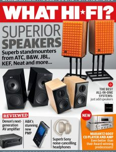 What Hi-Fi UK – November 2020