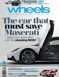Wheels Australia – October 2020
