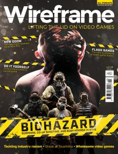 Wireframe – Issue 42 2020