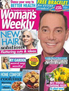 Woman's Weekly UK – 06 October 2020
