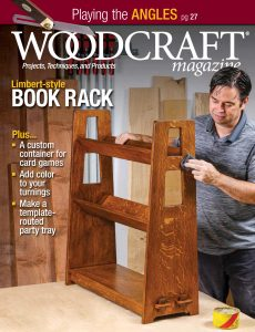 Woodcraft Magazine – October-November 2020