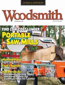 Woodsmith – October-November 2020