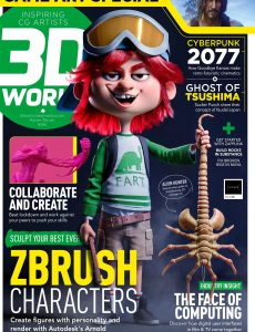 3D World – Issue 266, 2020