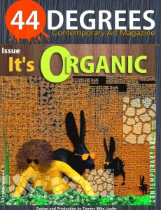44DEGREES Contemporary Art Magazine – It's organic 2020