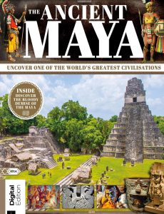 All About History – Book of the Maya First Edition 2020