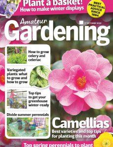 Amateur Gardening – 17 October 2020