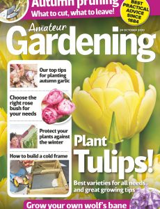 Amateur Gardening – 24 October 2020