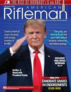 American Rifleman – November 2020