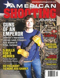 American Shooting Journal – October 2020