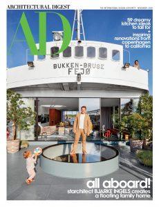 Architectural Digest USA – November 2020
