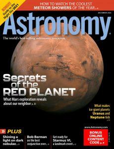 Astronomy – December 2020