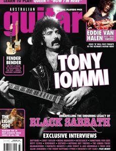 Australian Guitar – October 2020