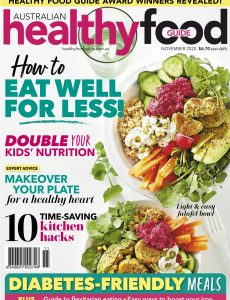 Australian Healthy Food Guide – November 2020
