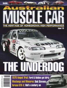 Australian Muscle Car – October 2020