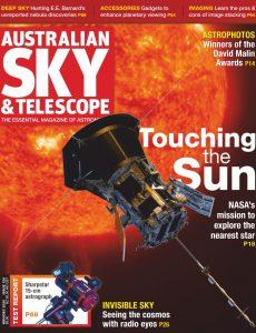 Australian Sky & Telescope – November-December 2020