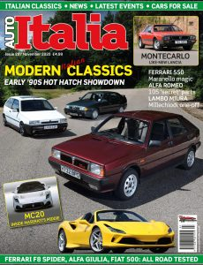 AutoItalia – Issue 297 – November 2020