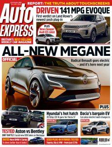 Auto Express – October 21, 2020