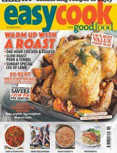 BBC Easy Cook UK – October 2020
