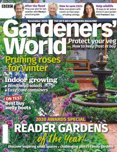 BBC Gardeners' World – November 2020