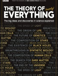 BBC Science Focus Magazine Specials – The Thory Of Everything, 2019