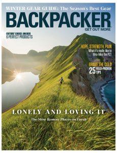 Backpacker – November-December 2020